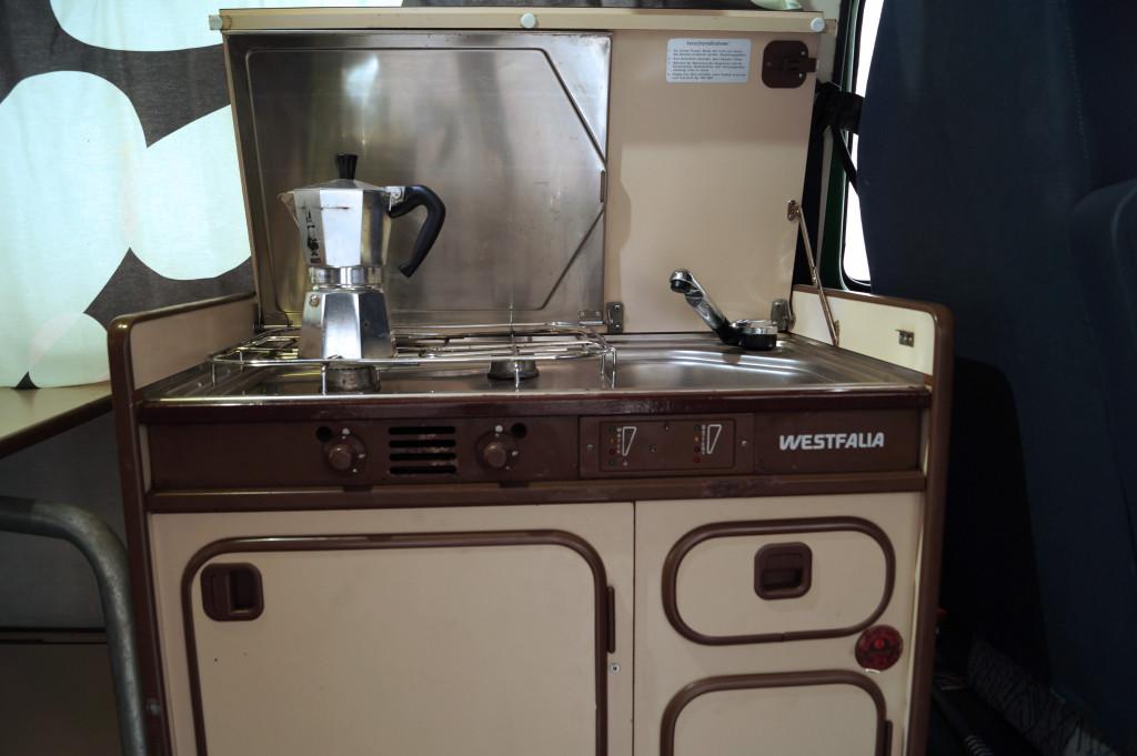 Westfalia Küche VW T3