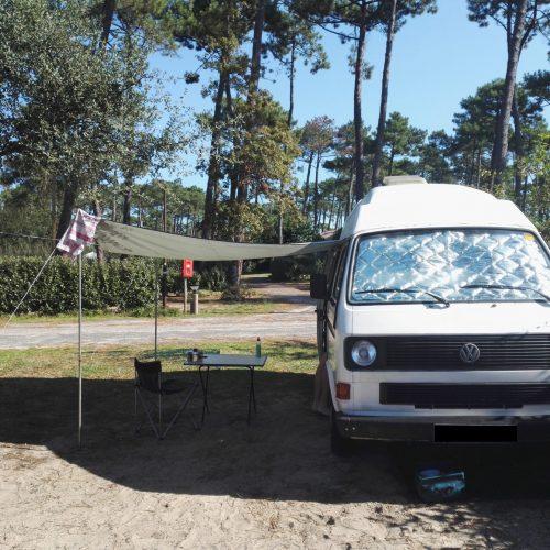 10 Dinge die du beim Camping im Bulli brauchst