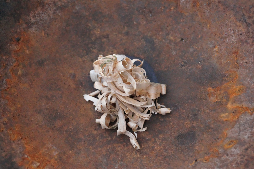 Grillanzünder Feather Sticks Holz