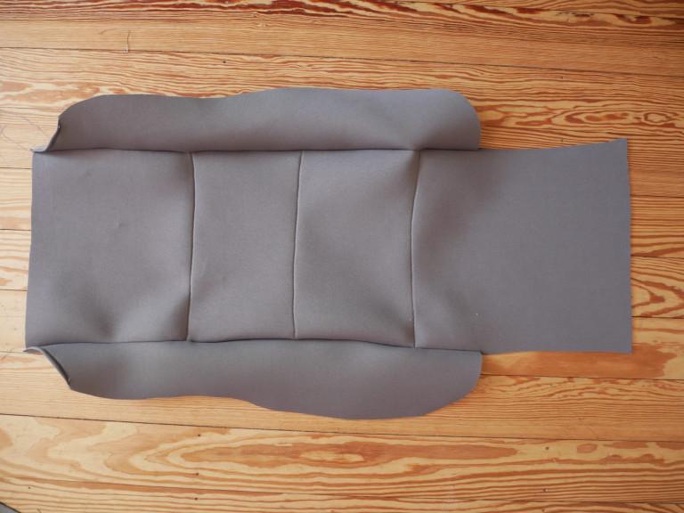 Sitzfläche Bezug