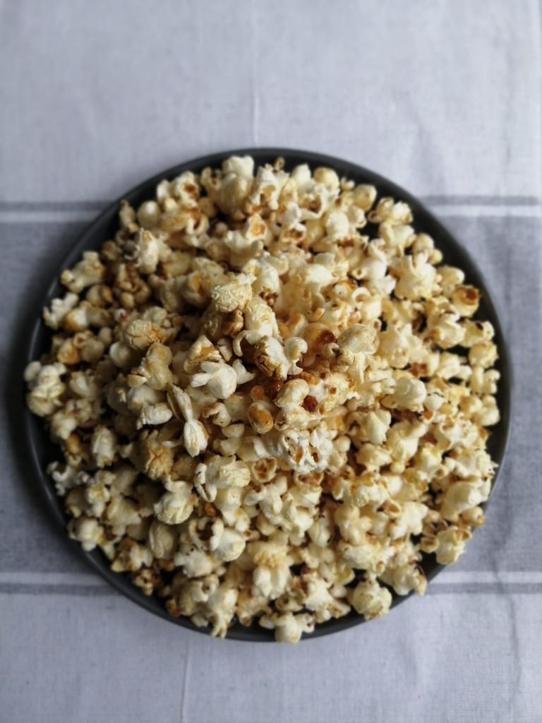 Butter-Karamell-Popcorn