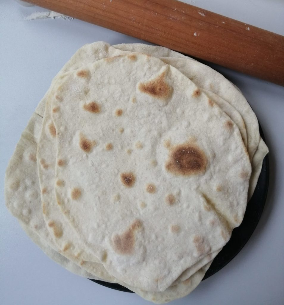 Tortillas Unterwegs