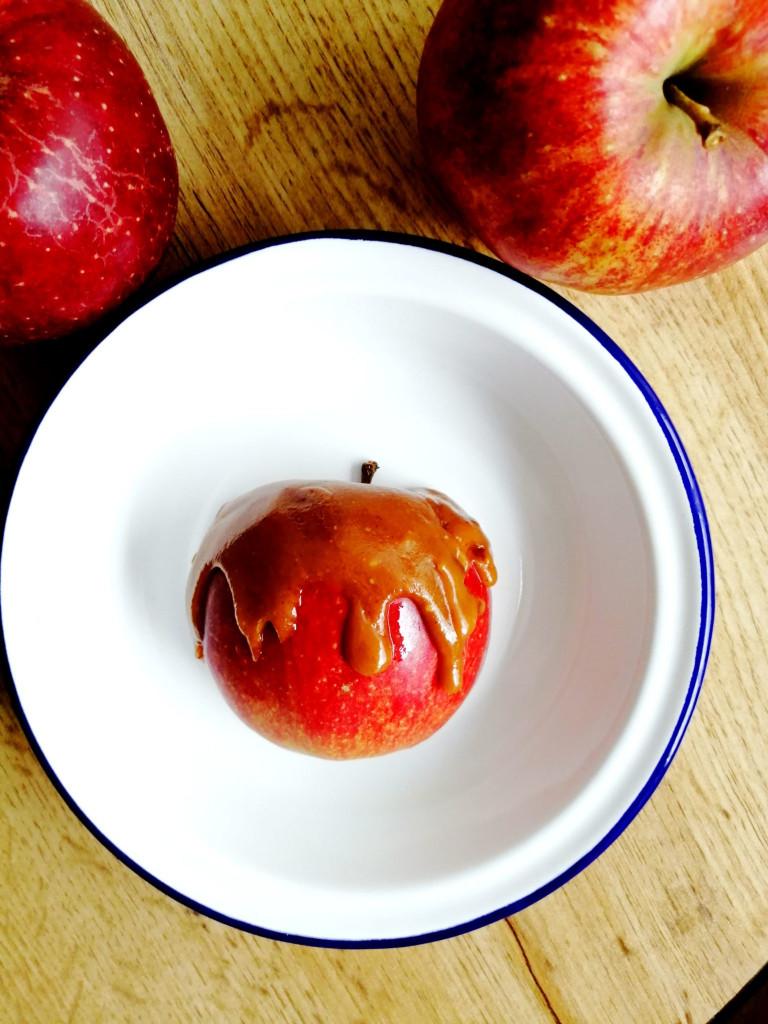 Karamell Apfel