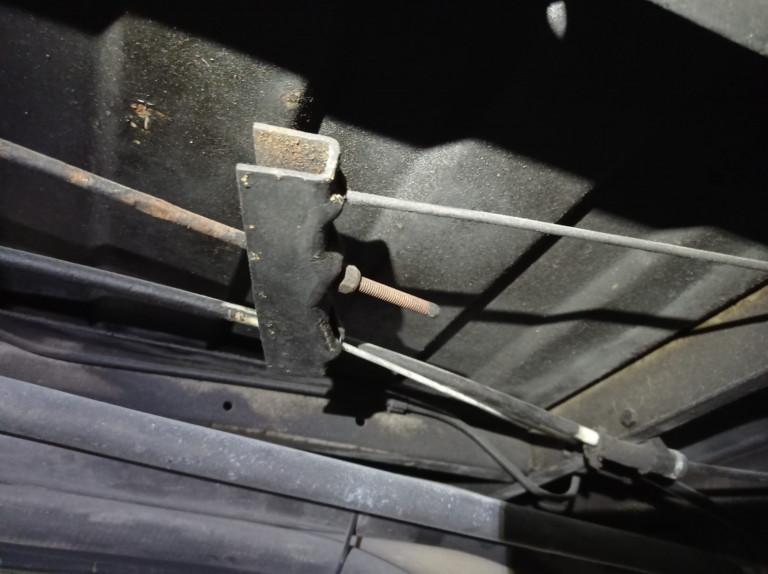 Handbremse VW T3