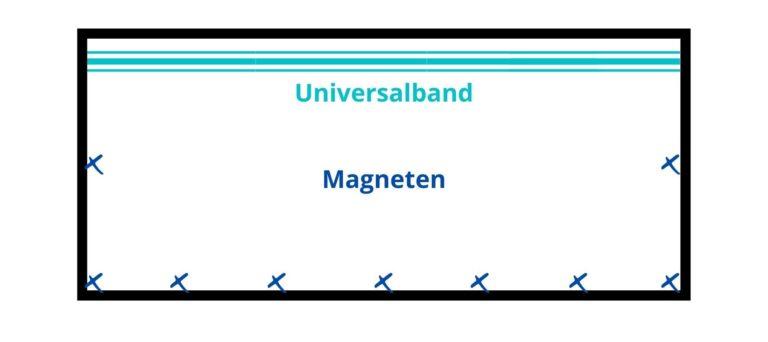 Zeichnung Magnete