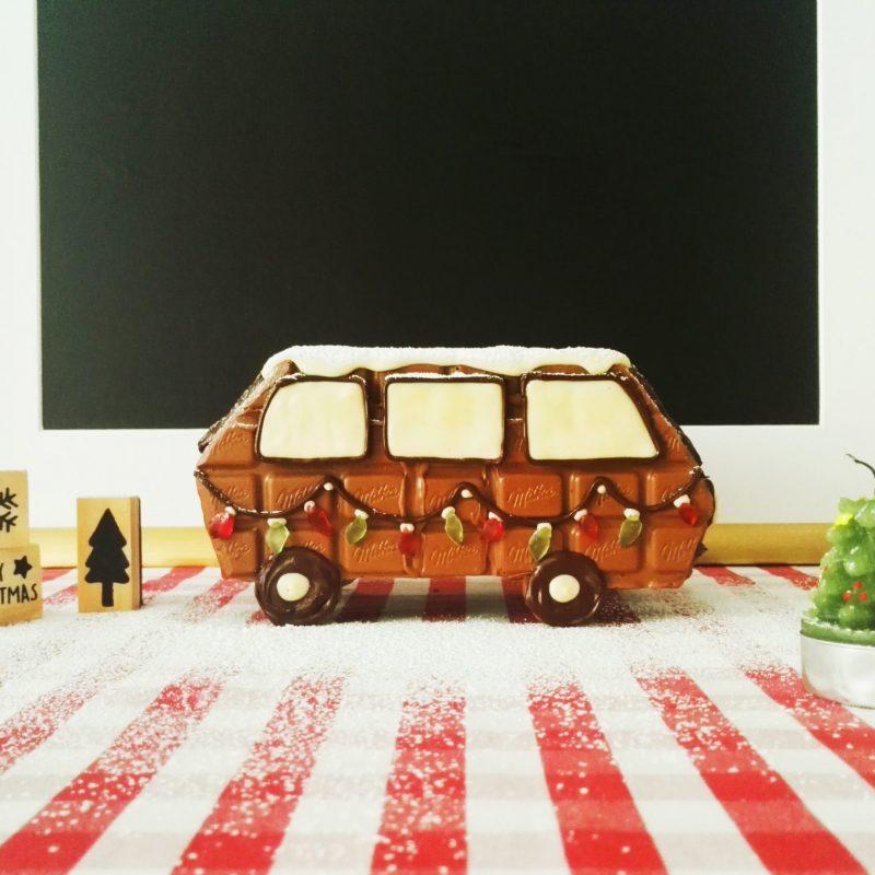 Bulliventures schokoladen bus