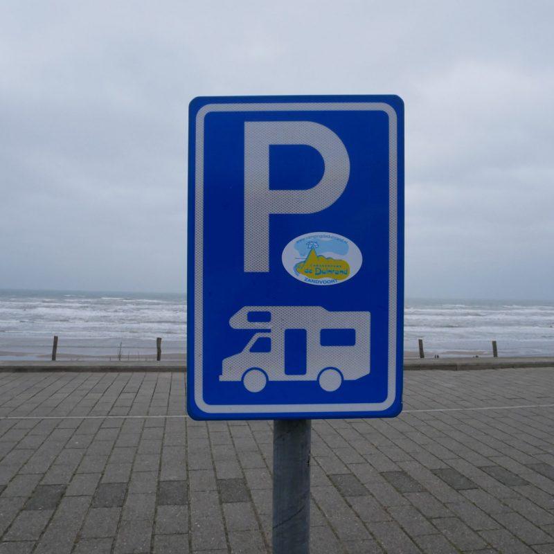 Stellplatz Zandvoort Meer